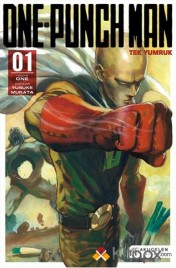 One-Punch Man – Cilt 1