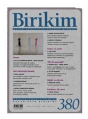 Birikim Dergisi Sayı 380
