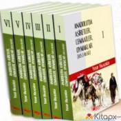 ANADOLU'DA AŞİRETLER CEMAATLER OYMAKLAR (6 CİLT TAKIM)